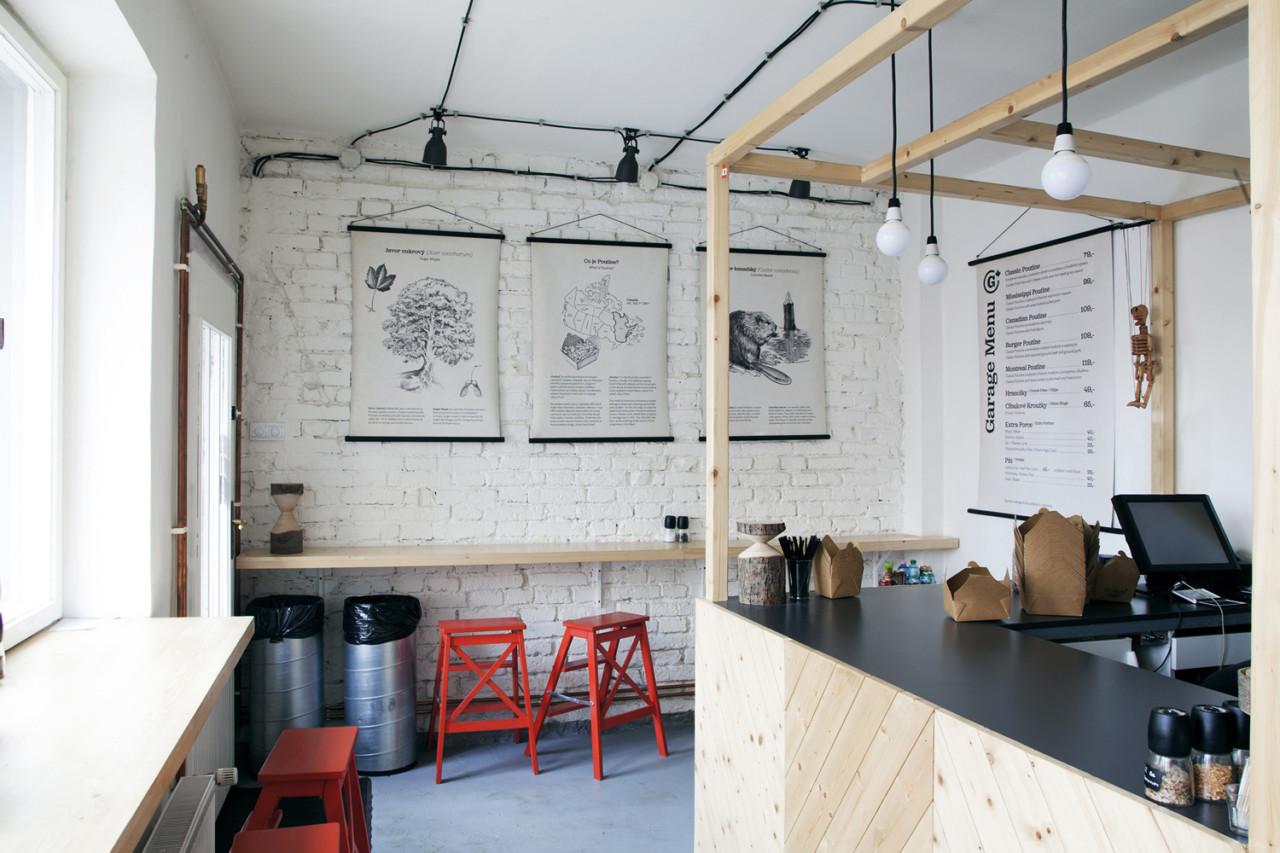 Studio Muck Garage Bistro